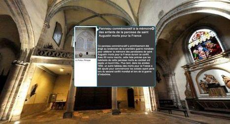 Nouvelles technologies : le patrimoine de Villefranche de Rouergue valorisé avec Internet | L'info tourisme en Aveyron | Scoop.it