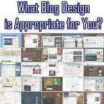 What Blog Design is Appropriate for You? | Allround Social Media Marketing | Scoop.it
