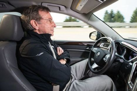 Autonomous Cars: More on the Pros, Cons, and Competition | Location Is Everywhere | Scoop.it