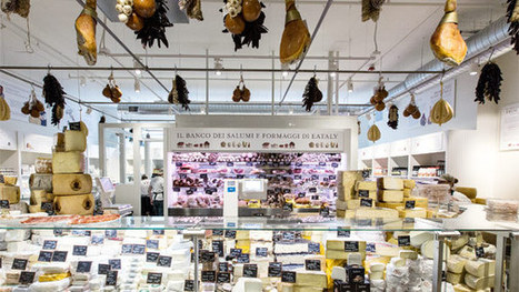 Eataly Chicago focuses on quality, education | Autour du vin | Scoop.it
