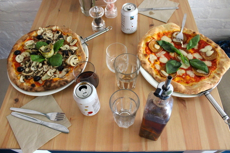 We Had Lunch at Purezza, the UK's First All-Vegan Pizzeria - Vilda Magazine   London Food and Drink   Scoop.it