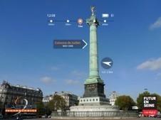 Futur en Seine au 104: Plongée dans les usages du numérique de demain, du 13 au 16 juin à Paris - Réveil-FM | réalitée augmentée | Scoop.it