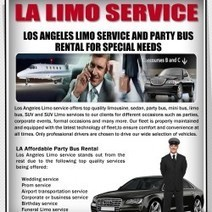 Los Angeles Limo | Limos Car Service Los Angeles | Scoop.it