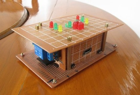 DIY Stripboard/Veroboard Enclosure for Raspberry Pi (Part 2) | Embedded Systems News | Scoop.it