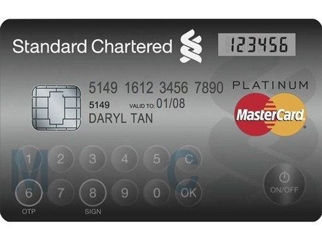 MasterCard launches the next-gen 'Display Card' | Leisure | Scoop.it