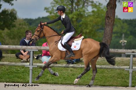 Championnats de France As Poney Elite CCE – Lamotte-Beuvron, juillet 2014 | Cheval et sport | Scoop.it