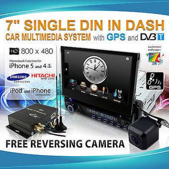 Universal 1 DIN Car DVD Player That Lets You Enjoy | eBay | car DVD Player | Scoop.it