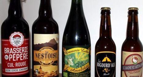 Les bières bigourdanes  se font mousser | Vallée d'Aure - Pyrénées | Scoop.it
