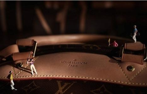 Le monde caché de Louis Vuitton ! | Digital Hunter | Fashion Trendnews | Scoop.it
