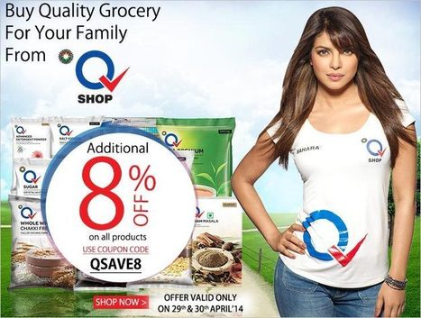 Sahara Q Shop - Grocery Store - Online Grocery Shopping in India   Online Grocery Shopping in India   Scoop.it