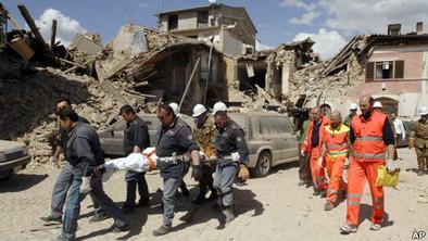 ¿La ciencia a juicio por un terremoto? | Ciencia, política y Derecho | Scoop.it