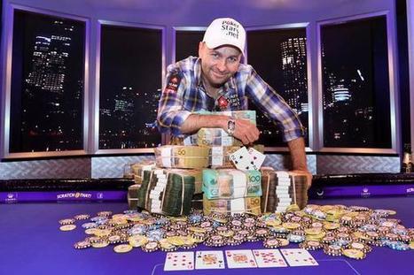 Daniel Negreanu gewinnt WSOP Player of the Year | THE-R♦UNDERdotnet | Scoop.it