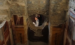 Pompeii home's mosaics and frescoes among latest sights for tourists | Grande Passione | Scoop.it