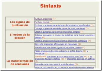 Análisis morfosintáctico | Blogs y EF | Scoop.it