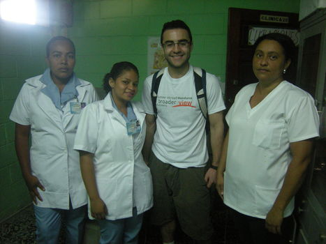 "Feedback Review Benjamin Keepers: Honduras La Ceiba, Health Care Program March 2014. | ""#Volunteer Abroad Information: Volunteering, Airlines, Countries, Pictures, Cultures"" 