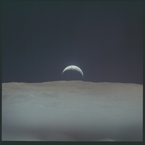 Thousands of Photos by Apollo Astronauts now on Flickr - The Planetary Society (blog) | AP HUMAN GEOGRAPHY DIGITAL  STUDY: MIKE BUSARELLO | Scoop.it