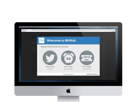 Bitwall | The Network of Connected Paywalls | FMT Tools | Scoop.it