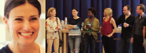 STAGE TUBE: OMG! First Listen and Look at the Cast and Rehearsal of IF/THEN | Broadway & other NYC theater | Scoop.it