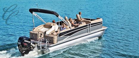 Custom Family Pontoon Boat   | Pontoon Manufacturers | Scoop.it