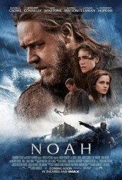 'Noah' TV Spots, A New Poster & It's Going 3D In Certain Territories – Sorry Australia, We Aren't One Of Them! (Russell Crowe, Jennifer Connelly, Logan Lerman, Emma Watson, Anthony Hopkins) | Machinimania | Scoop.it