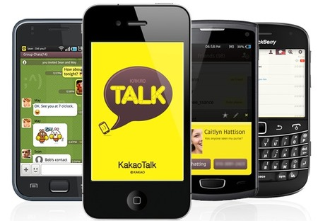 KakaoTalk fights the Net Neutrality fight in Korea - GigaOM | Occupy Your Voice! Mulit-Media News and Net Neutrality Too | Scoop.it