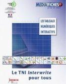 Blog TICE » Blog Archive » La brochure » Le TNI Interwrite pour tous » | Tice et Tice | Scoop.it