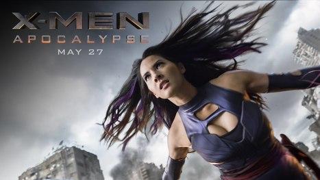 X-Men: Apocalypse | Super Bowl TV Commercial | Total Knowledge | Scoop.it