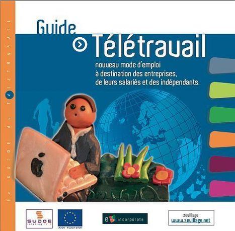 Télétravail, partie 2 - Compagnon Parfait | Teletravail et coworking | Scoop.it