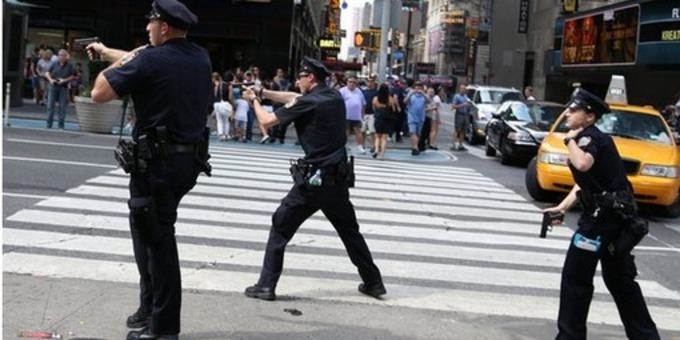 'Disarm NYPD' movement grows in New York | real utopias | Scoop.it