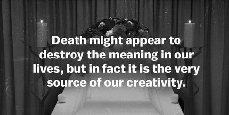 It's never too early to start thinking about your own death | Talking about death | Scoop.it