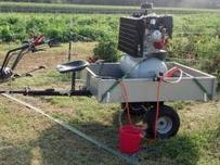 Weed blasting offers new control method for organic farmers - U Illinois (2016) | Ag Biotech News | Scoop.it