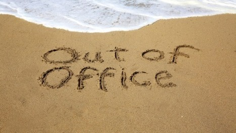 The out-of-office emails that don't go down well | Stock Photography Business | Scoop.it
