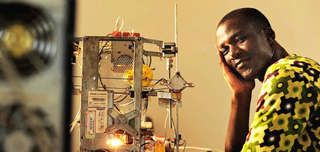 3D Printing in Africa Can Boost Manufacturing Sector - BORGEN | African futures fun | Scoop.it