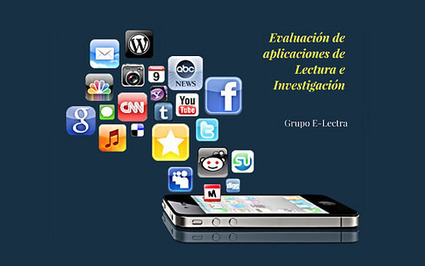 Evaluación de Apps de Lectura e Investigación | Universo Abierto | University | Scoop.it