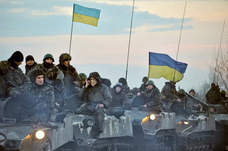 Ukraine Deploys Military as Russia Evokes Civil War Risk | EconMatters | Scoop.it