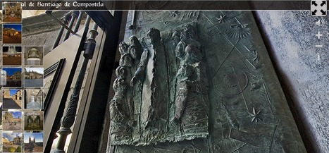 TOUR VIRTUAL: Catedral Santiago Compostela | Recull diari | Scoop.it