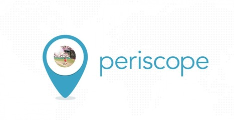 How to Build Your Business and Generate Revenue by Using Periscope | Web Design, Web Development, SEO, SMO | Scoop.it