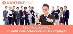 Contestn'Co, le 1er site web dédié aux concours photos et vidéos en entreprise | Geeks | Scoop.it