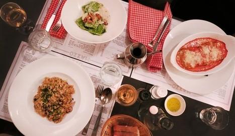Italiaans eten bij Mazzo Amsterdam - Gewoon wat een studentje 's avonds eet | La Cucina Italiana - De Italiaanse Keuken - The Italian Kitchen | Scoop.it