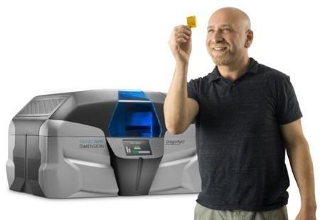 Nano Dimension : interview exclusive avec le leader de l'impression 3D électronique ! | FabLab - DIY - 3D printing- Maker | Scoop.it