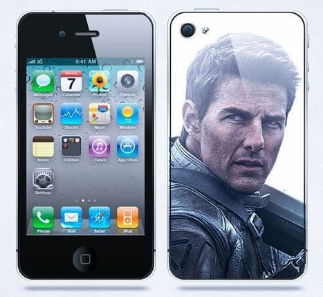 Oblivion iPhone protective case | Apple iPhone and iPad news | Scoop.it