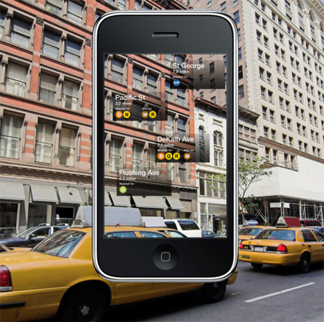 Top 20 Augmented Reality Apps for Android and iPhone/iPad Users | Technology News | Scoop.it