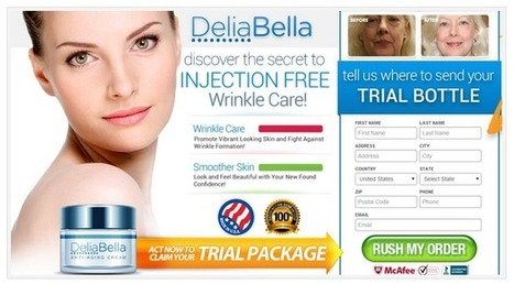 Delia Bella Anti Aging Review – Get Free Trial Here!!! | HAVE YOU ANY IDEA BAOUT DELIA BELLA | Scoop.it