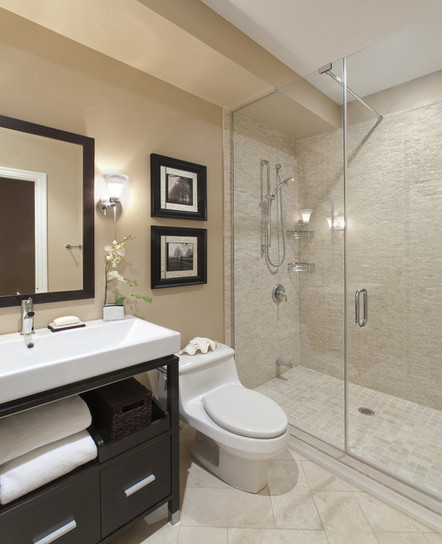 Small Bathroom Design With Shower | Home Design | Scoop.it
