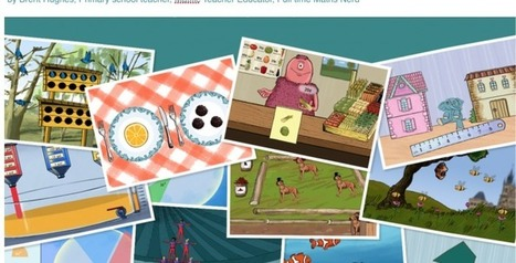 Learning Mathematics through Maths Games - ICT in Practice   Technology in Education   Scoop.it