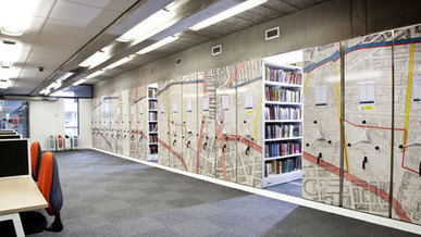 Mapping mobile shelving in Liverpool | Designing | Scoop.it
