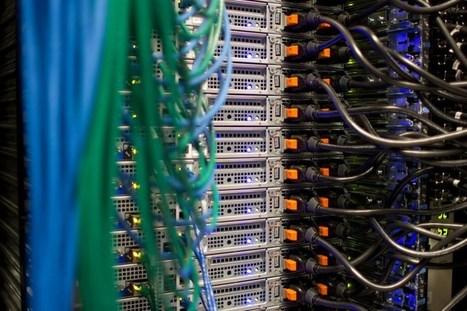 Tecnologías que cambiaron el mundo: La central telefónica | tecno4 | Scoop.it