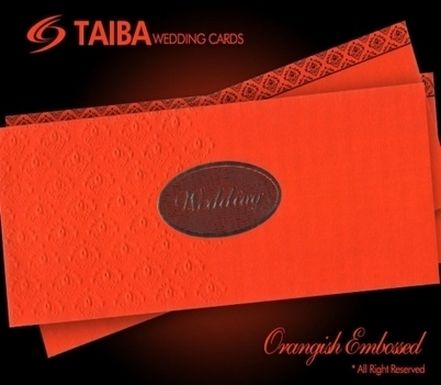 Taiba wedding cards | business cards | Scoop.it