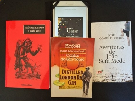 Resumo de Leituras - Julho (2) | Ficção científica literária | Scoop.it