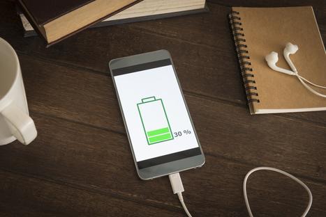 Diese drei Fehler macht fast jeder beim Aufladen des Smartphone-Akkus | Deutsch lehren | Scoop.it